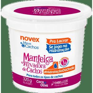 Manteiga-para-Cabelo-Novex-Meus-Cachos-Ativadora-de-Cachos-Se-Joga-na-Hidratacao-320g