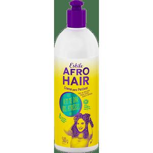 Creme-para-Pentear-para-cabelos-cacheados-AfroHair-Vem-Me-Dar-Uns-Amassos-500g