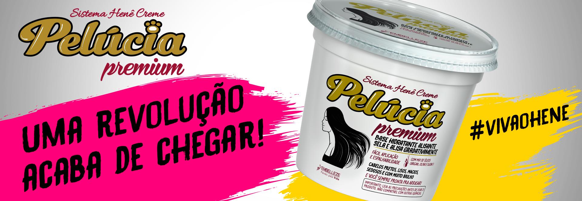 Banner Pelúcia Premium