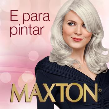 Banner Maxton em LisaHair