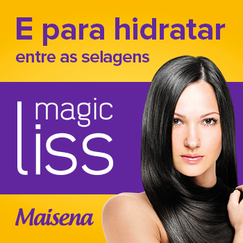 Banner Magic Liss Maisena em Magic Liss