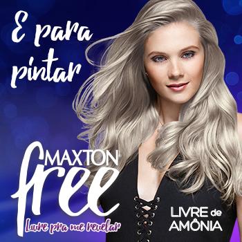 Banner Maxton Free em Novex Meus Cachos