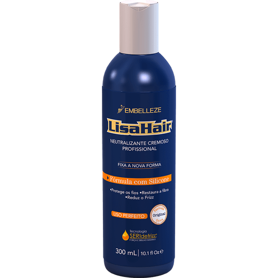 Neutralizante-LisaHair-300mL