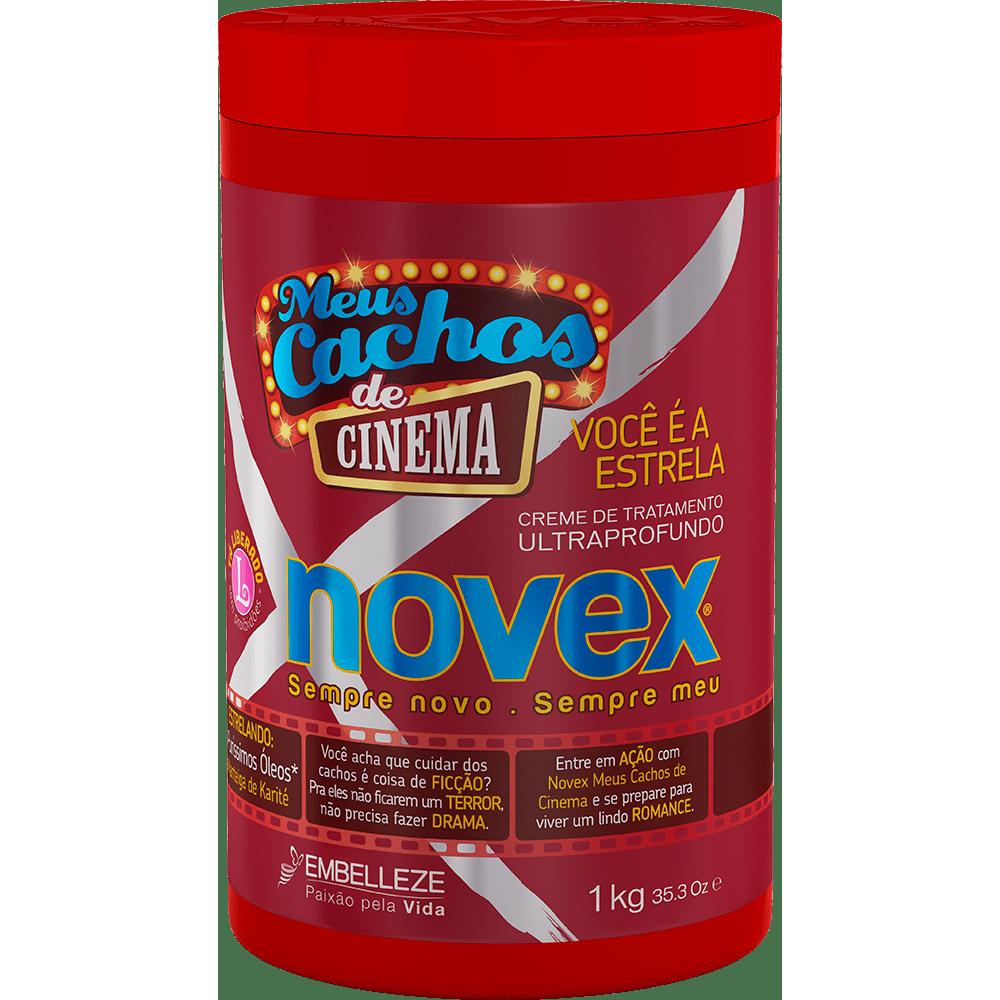 Novex My Curls Cinema Treatment Cream