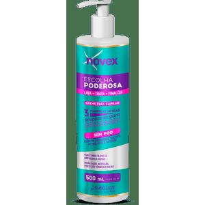 Creme-de-Tratamento-para-hidratar-cabelo-Novex-Escolha-Poderosa-500mL