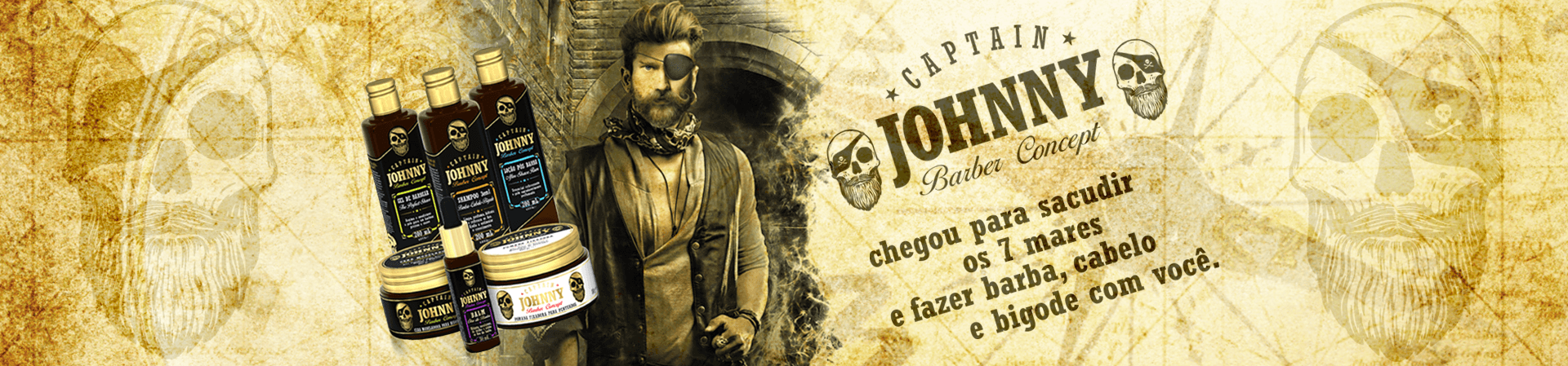 Fullbanner Captain Johnny