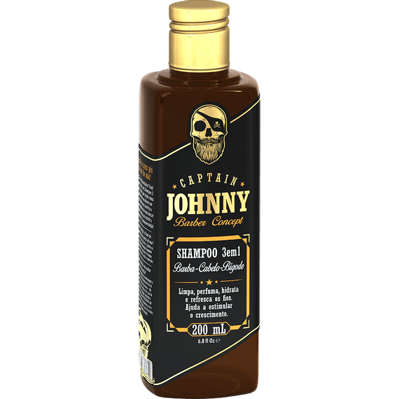 Shampoo-para-Barba-Captain-Johnny-3-em-1-200mL