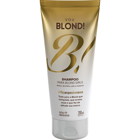 Shampoo-para-cabelos-loiros-Vou-Blond-Para-Blond-Girls-200mL