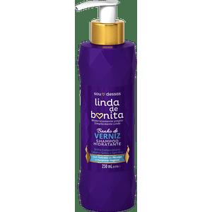 Shampoo-para-hidratar-cabelo-Linda-de-Bonita-Banho-de-Verniz-250ML