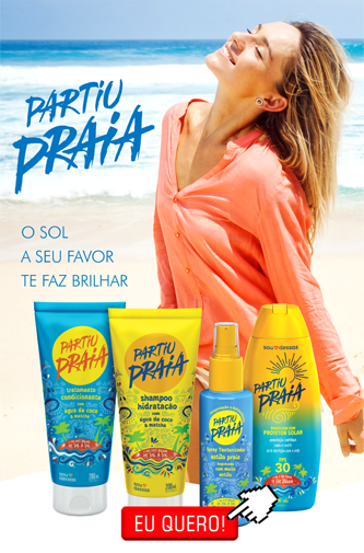 Banner Vitrine Partiu Praia