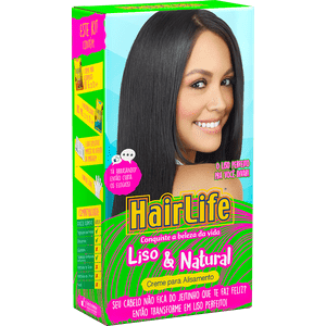Creme-Alisante-HairLife-Liso---Natural-Kit