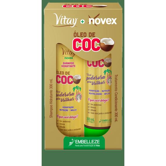 Shampoo-e-Condicionador-Vitay-Novex-Oleo-de-Coco-Kit
