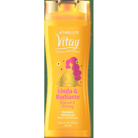 Shampoo-Vitay-Linda-e-Radiante-300ML