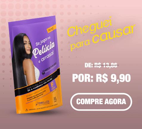 Banner Pelúcia Pouch Forte