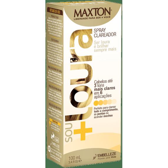 Spray-Clareador-Maxton-Sou---Loura-100ML