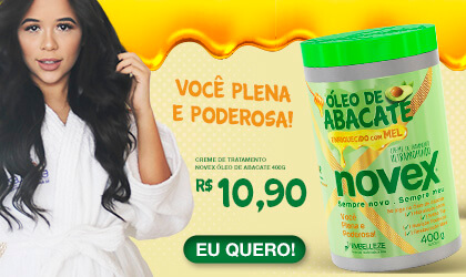 Fullbanner Novex Abacate Mobile