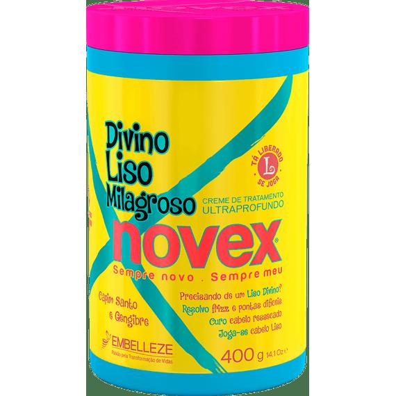 Creme-de-Tratamento-Novex-Divino-Liso-Milagroso-400G