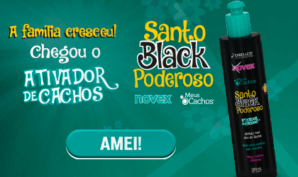 Fullbanner Ativador Santo Black Mobile