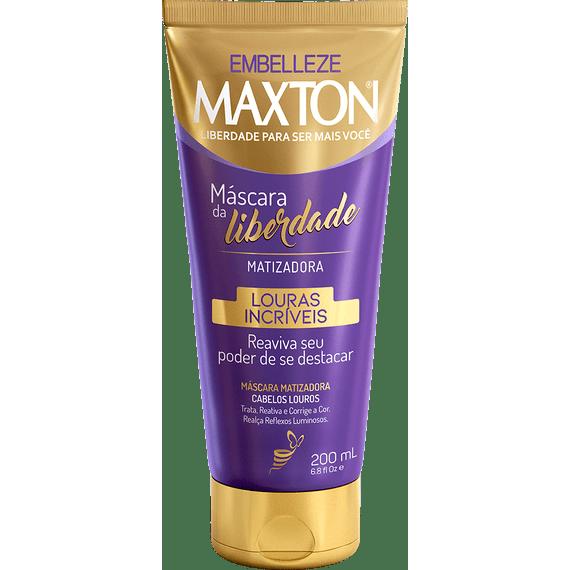 Mascara-Matizadora-Maxton-Mascara-da-Liberdade-Louras-Incriveis-200ML