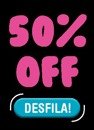 Banner 50% OFF