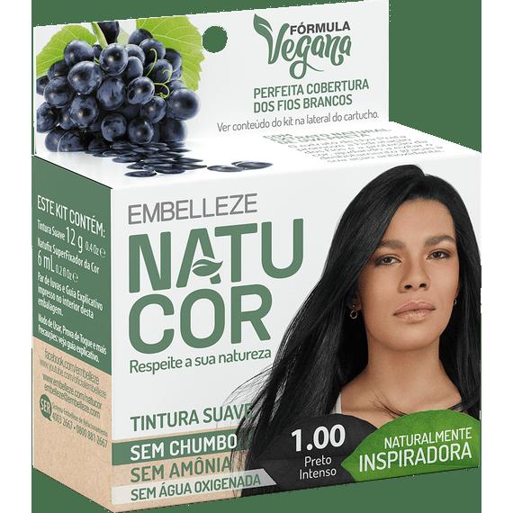 Tinta-de-Cabelo-Natucor-Naturalmente-Inspiradora-Uva-Preta-Preto-Intenso-1.00-KIT-ECONOMICO