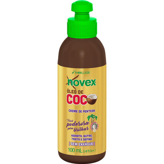 Creme-para-Pentear-Novex-Oleo-de-Coco-100ML