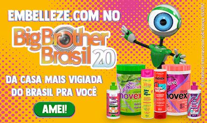 Fullbanner Embelleze no BBB 20 Mobile