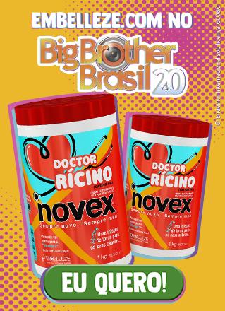 Banner Vitrine Novex