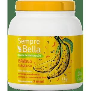 Creme-de-Tratamento-Semprebella-Banana-Fabulosa-1KG