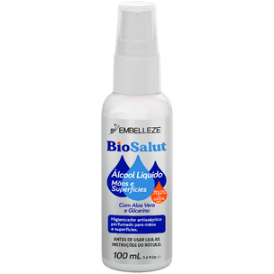 Alcool-Liquido-BioSalut-Maos-e-Superficies-100ML