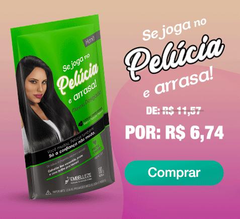 Banner Pelúcia Desejada