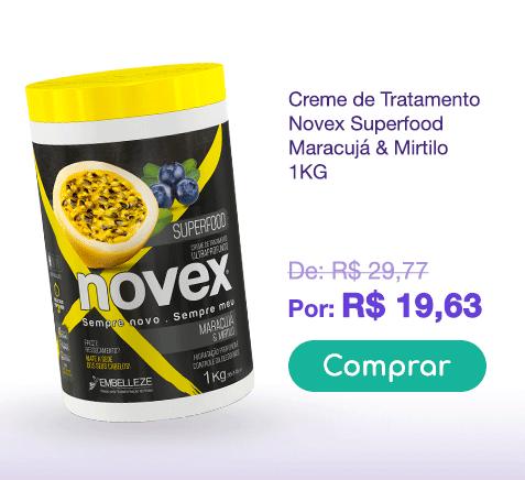 Banner Novex Maracujá 1Kg