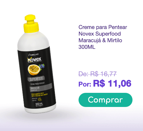 Banner Novex CPP Maracujá