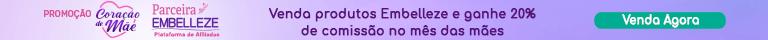 Banner Coração de Mâe Mobile